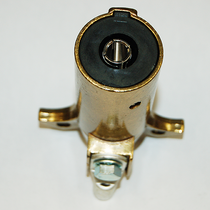 Universal MALE PLUG DISCONNECT   1 PIN