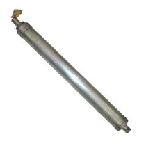This is a replacement hydraulic cylinder shaft for a Cottrell Auto Carrier Trailer.