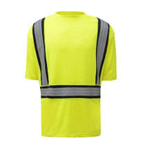 ONYX C2 Short Sleeve T-Shirt, Snag Proof, Lime