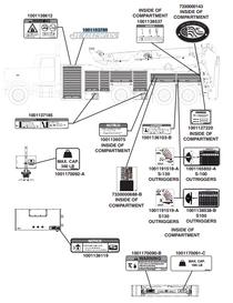 jerr dan parts Muncie PTO Part Diagrams