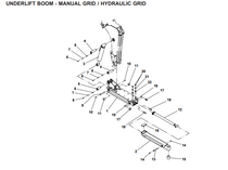 Nylon Wear PAD 0.50 X 1.25 X 3.50 NSM NYL | Jerr-Dan 4679000213