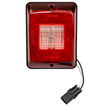Vertical Mount Backup Light Cover | Jerr-Dan