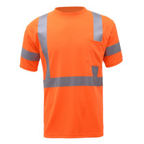 Class 3 Short Sleeve T-Shirt Orange