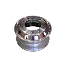 "Wheel Size: 19.5 x 7.50RW Part Number: 29685ANP  Polish Option (Typical Application): Machined Wheel Offset: 6.25"" Disc: .875"" Installed Valve: TR545D  Approx. Wt. (lbs): 38 Maximum Load & Infl. (lbs) - (psi): 6700 - 125"