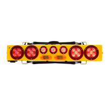 This amazing, easy to install 36 in. Wireless Tow Light provides stop, tail, and turn with side marker lights and three DOT center lights. Twenty dollars from each unit purchased will be donated to the Susan G. Komen foundation for breast cancer research