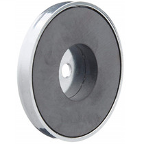 2 in. Ceramic Round Base Magnet