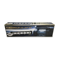 7in Mini Single Row LED Light Bar, 1260 Lumens