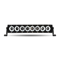 16 in. LED Spot/Flood Light Bar | Halo Single Row, 4800 Lumens
