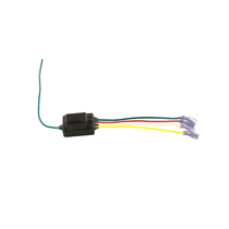 Standard Hardwire transmitter. Electronics are injection molded to resist the elements. For use with TowMate Wireless Light bars.