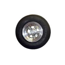 "Collins Dolly - Aluminum Mag Wheel 5 Lug Bolt Pattern w/ 5:7x8 ""C"" Range Tire"