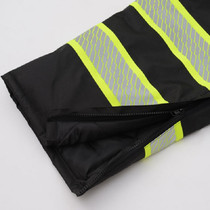 Hi-Vis ONYX Black Ripstop Insulated Winter Pants