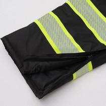 Insulated Winter Pants, Hi-Vis ONYX Black Ripstop | GSS
