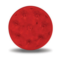 4 in. Round Economy Red Stop/Turn/Tail Light | 8 LED