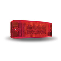 2 in. X 6 in. Multi-Directional Red Marker Light | 24 LED