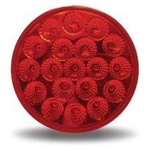 4 in. Red S/T/T Light | 19 LED