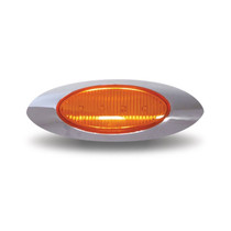 Clear/Amber G4 Marker LED Replacement for Panelite M1