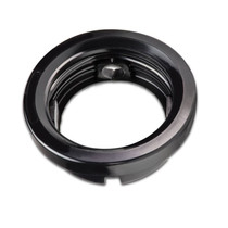 2.5 in. Round Open Back Grommet