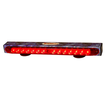 TowMate - 22 in. Flux Wireless Tow Light   4-pin Round