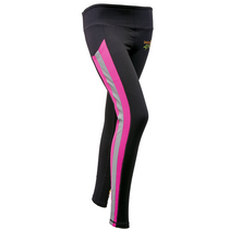 Womens Hi Visibility Pink Leggings | by Safety4Her