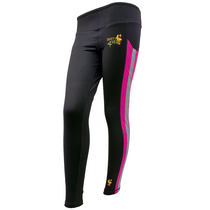 Womens Hi Visibility Pink Leggings   by Safety4Her