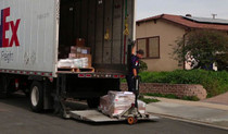 A Liftgate Is Needed | No Truck Dock Onsite ($60.00 - required for residential delivery)