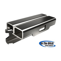 The Speed Spacer from In The Ditch solves the problem of how to dolly a vehicle with a flat tire.