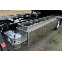 36 in. x 16 in. Aluminum Box Top Tray | In The Ditch