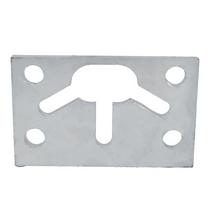 Key Hole Slot Plate | Jerr-Dan PN 4706005551