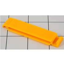 Yellow Frame Clip for Hose Track | Jerr-Dan PN 70050762