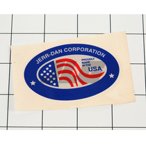 Decal - *PROUDLY MADE IN THE USA* | Jerr-Dan PN 7330000143