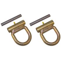 0.75 D Ring Set w/o Bracket | Jerr-Dan PN 2754000008S