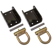 0.75 D Ring Set w/Bracket | Jerr-Dan PN 2754000007S