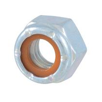 Locknut 0.31-18NC GR5 Hex Nyloc | Jerr-Dan PN 7660152601