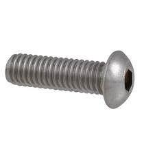 HD Capscrew Button .38-16nc ss | Jerr-Dan PN 7114161018