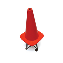 28 in. Deck Mounted Cone Holder | In The Ditch