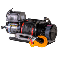 4,500 LB Ninja Series Planetary gear Winch with Synthetic Rope | DK2
