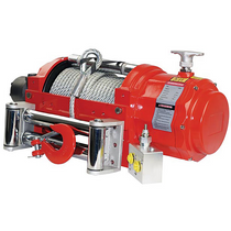 8,000 LB Spartan Series Planetary Gear Winch with synthetic rope | DK2 (800-SR)