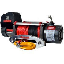 8,000 LB Samurai Series Planetary Gear Winch (Synthetic Rope) | DK2