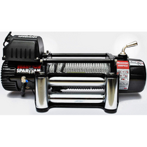 8,000 LB Spartan Series Planetary Gear Winch with steel cable | DK2