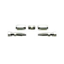 1/2 in. Plastic Parflex Hose Splice Kit   Cottrell