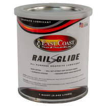 Rail Glide Graphite Lube - Quart (Slide N Glide) | ECTTS