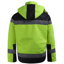 Night Glow Sherpa Lined Heavy Weight Jacket | GSS