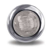 Mini Button 2 LED, Amber/Blue | Trux