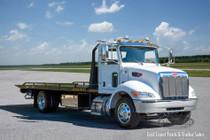 Rollback | 2019 Peterbilt 337 & Jerr-Dan 22x102 SRR6T-LPW in White - Stock#9426N