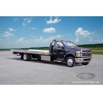 Rollback | 2019 Chevrolet 6500 & Jerr-Dan 22x102 NGAF6T-LPW in Black | Stock#9612N