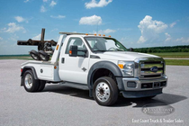 Wrecker | 2016 Ford F-450 & Jerr-Dan MPL-NG in White | Stock#10744U