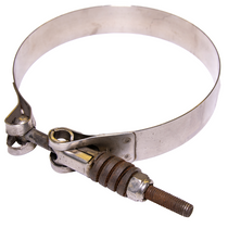 4 in. Spring Loaded Turbo Clamp | Peterbilt