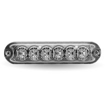 6 LED Slim Strobe Light, Surface Mount | Trux Accessories