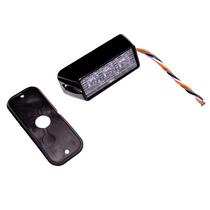 Amber LED Vertical Strobe Light w/Bracket | Cottrell 102402V-A