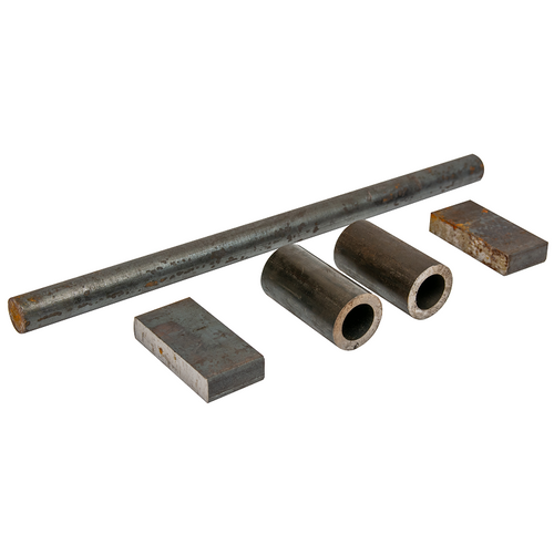 Made specifically for the steel flippers this mounting kit comes with two bushings and a rod. With the mounting kit in place it allows you to extend your flippers or to retract them when not needed. Ref 560753, 339740, 7451, 7452, 703107 FLPHDKIT,COT,Cott